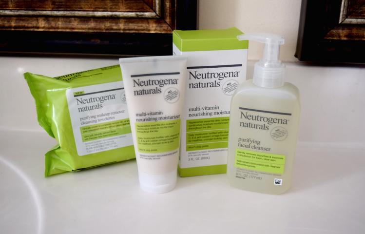 Neutrogena Naturals Skincare Review