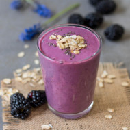 Berrylicious Morning Smoothie #Recipe