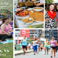 Fit Foodie Race Weekend Returns in Fairfax, VA on May 20-22 (And We're Going Again!)