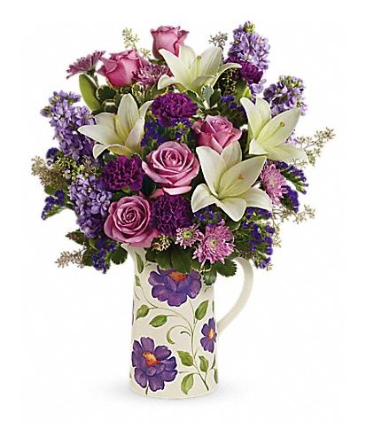 garden-pitcher-bouquet