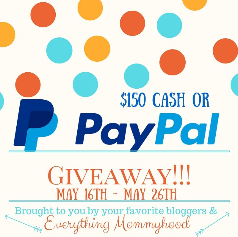 Paypal or cash giveaway