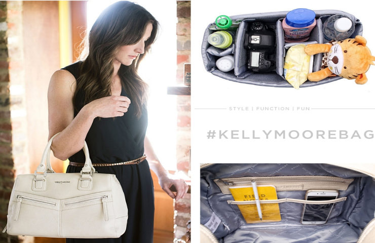 Kelly Moore Bags: Stylish, Affordable and Functional + A Ruston Bag Giveaway!