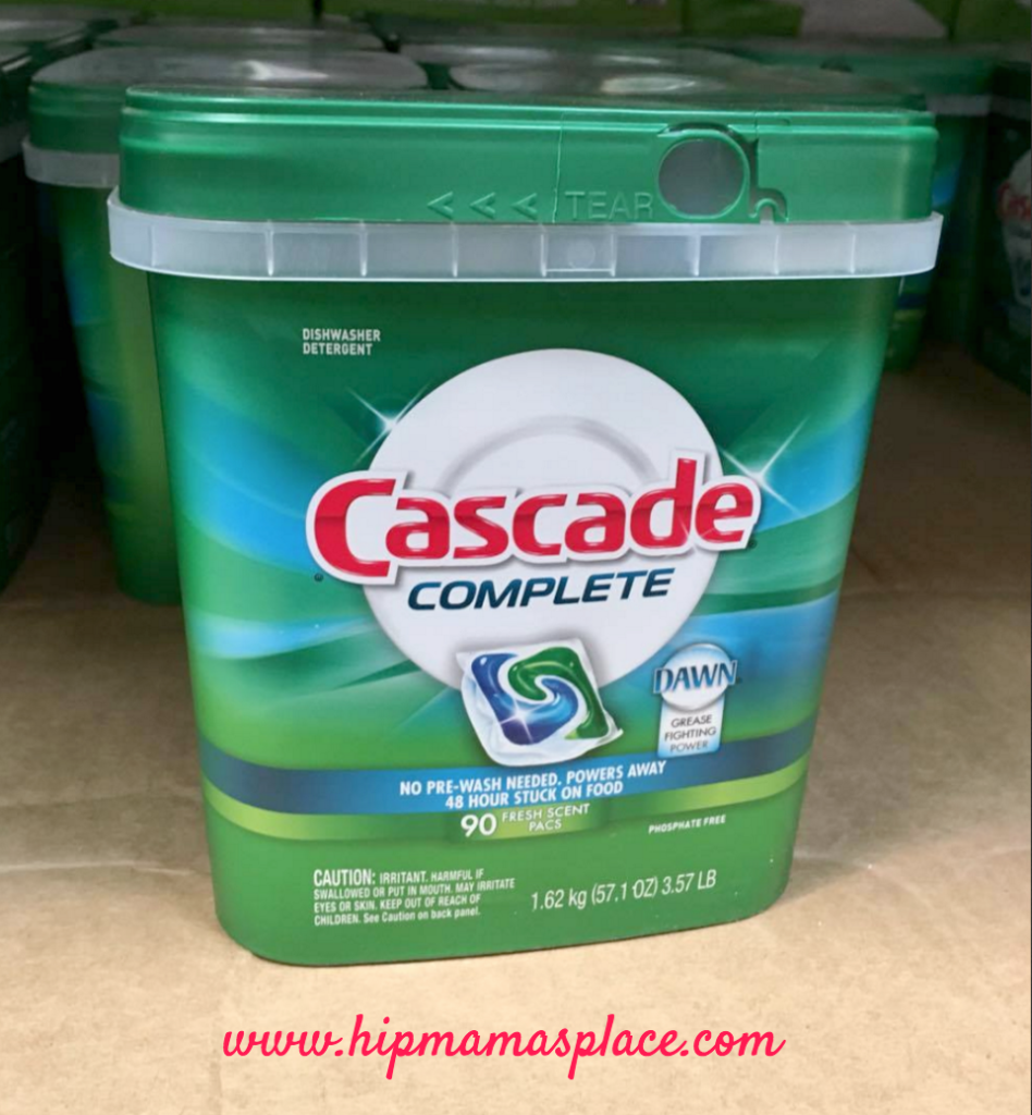 Cascade Complete Review - part of a streamlined household plan