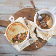 True Comfort Is As Easy As A Pot Pie from Blake's All Natural Foods
