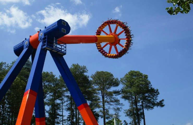 This Is My Kids' Fun at Kings Dominion