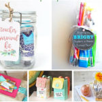 15 Back to School Teacher Gift Ideas