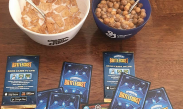 "Make It A ""Game Morning"" with General Mills Cereals and Skylanders Battlecast Cards #BigGBattlecast"