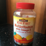 Back to School with Nature Made® KIDS FIRST® Multivitamins