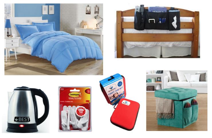 25 College Dorm Room Essentials