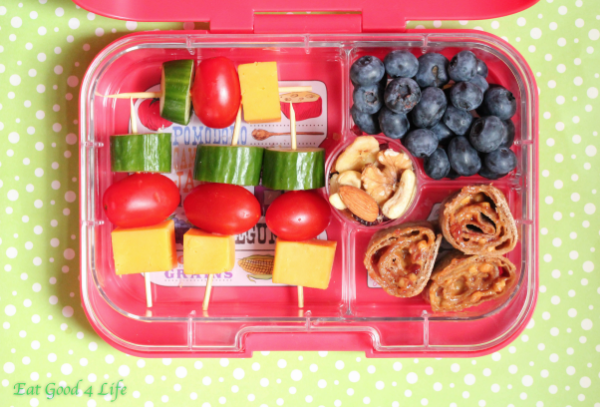 Here are fun and easy lunch box ideas for school or work!