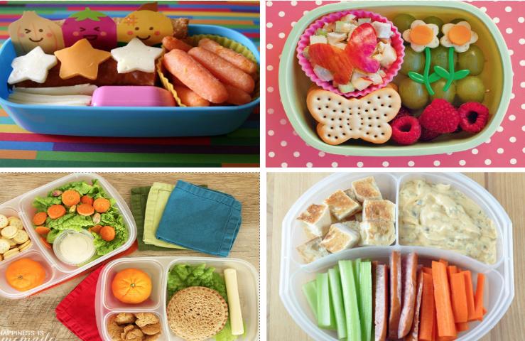 30+ Fun & Easy Lunch Box Ideas For School or Work