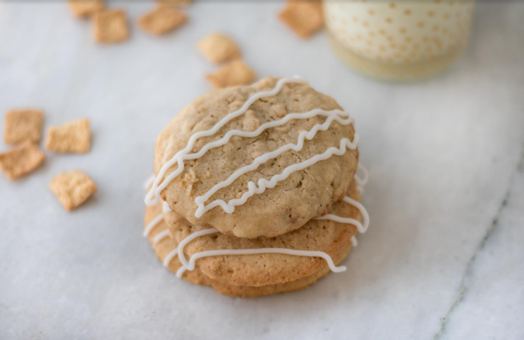Cinnamon Toasters Cookies with Malt-O-Meal Cereal