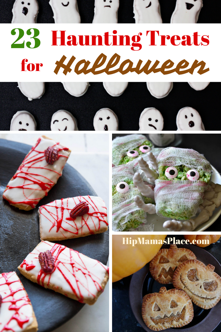 23 Haunting Treats for Halloween