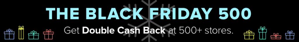 Ebates Black Friday Sale 2016