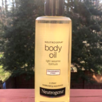 """Take Time For You: """"Back to Basics"""" Skincare with Neutrogena Body Oil"""