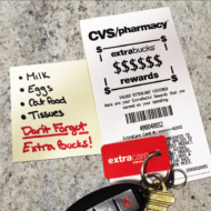 "CVS: Go Paperless with ""Receipt You Later"" + 7 Best Practices for Organizing Your Life"