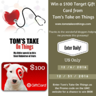 Quick Care Quiz ~ Win a $100 Target Gift Card Giveaway!