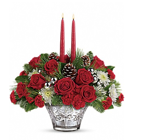 Teleflora's NEW Christmas 2016 Bouquet Collection