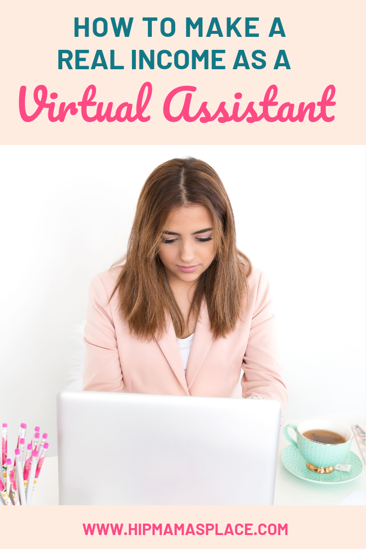 How to make a real income as a virtual assistant