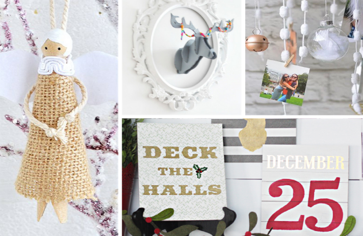 20 Easy & Beautiful Christmas Decor Ideas