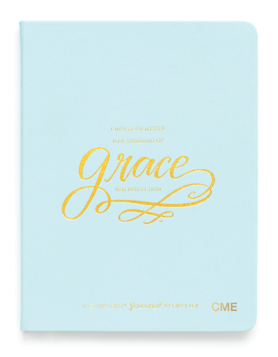 My favorite journal - Simplified Journal by Emily Ley