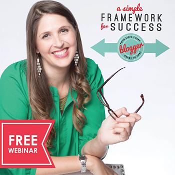 FREE Blogging Webinar