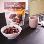 Snacking Doesn't Have To Be Unhealthy with Somersaults Sunflower Seed Snacks