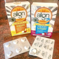 Help Your Kids Achieve A Balanced Digestive Health with Align Jr. Probiotics