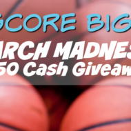 March Madness $250 Cash Giveaway!
