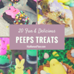 20 Fun and Delicious Treats with PEEPS