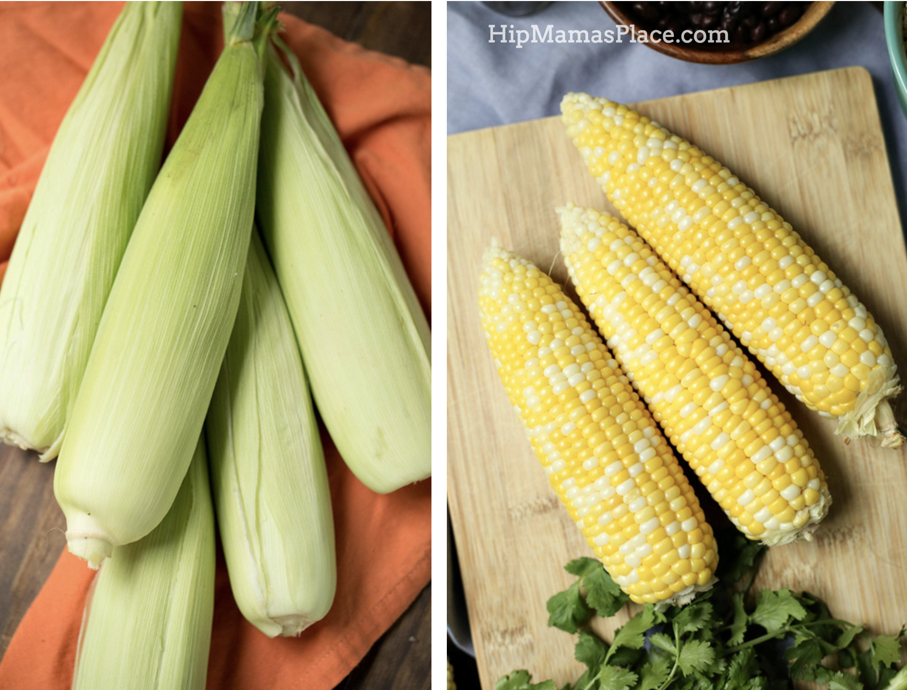 Try this super healthy, delicious Sweet Corn and Bean Quinoa Salad with Sunshine Sweet Corn at your next family gathering!