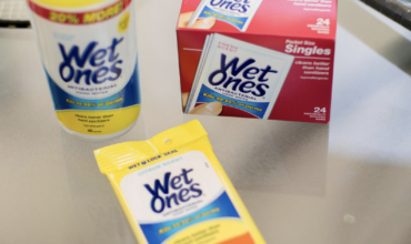 Fun Summer Outdoor Activities With Kids Are Less Icky with Wet Ones® Hand Wipes