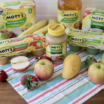 Watch Your Kid Grow with Mott's + Get A FREE Growth Chart