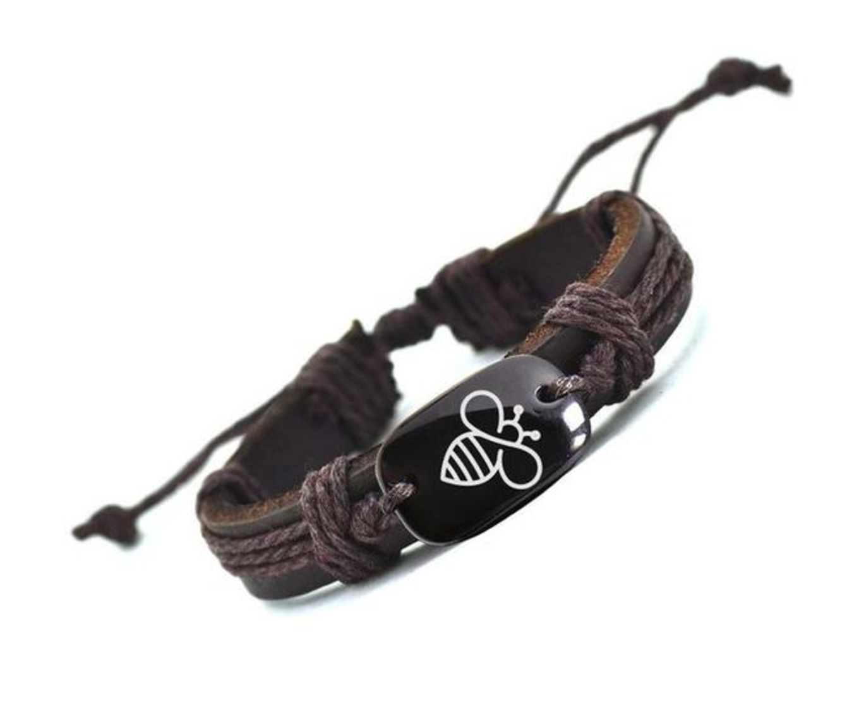 FREE leather bracelet