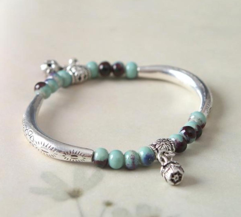FREE boho bracelet