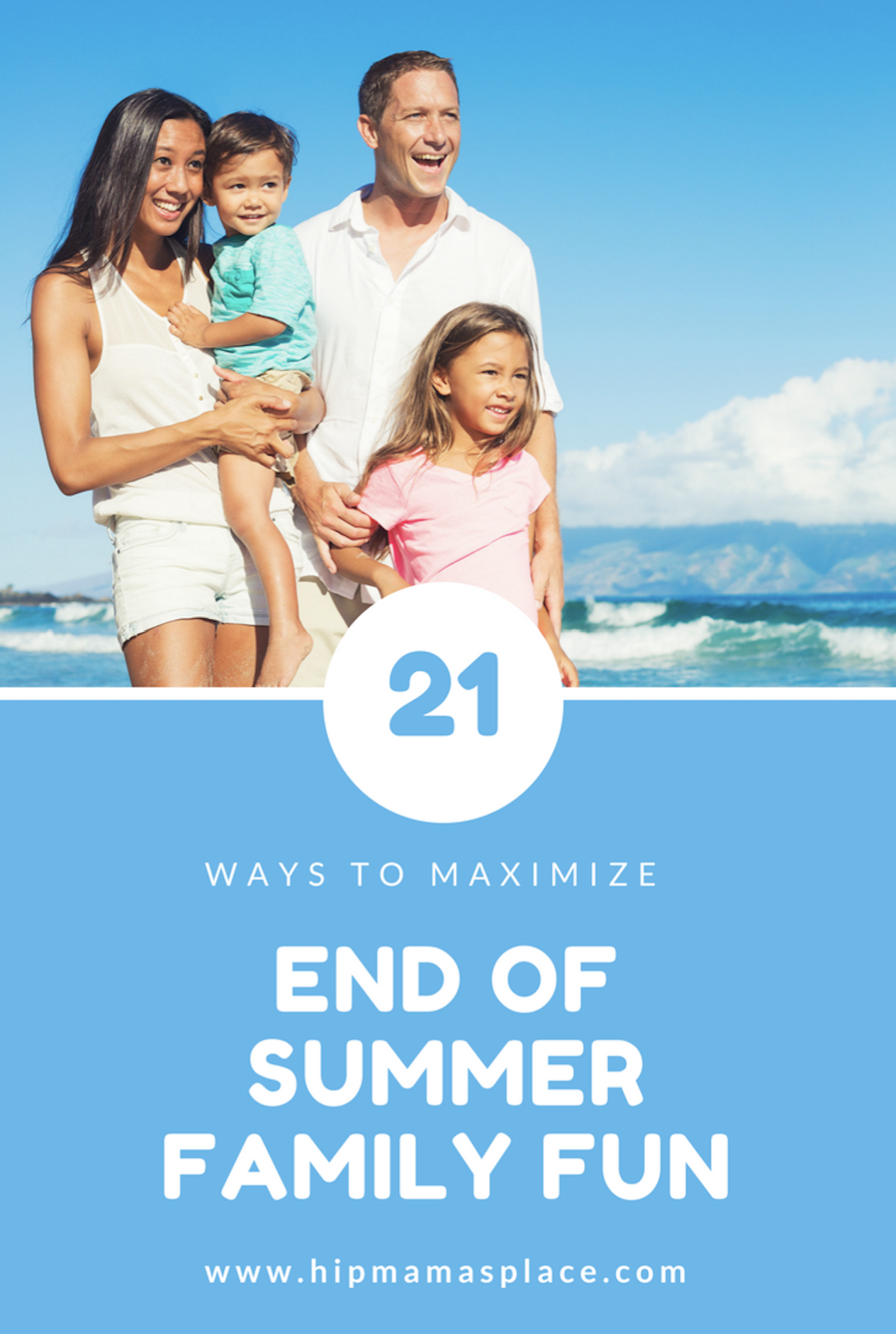21 Fun Ways To End The Summer With Your Family