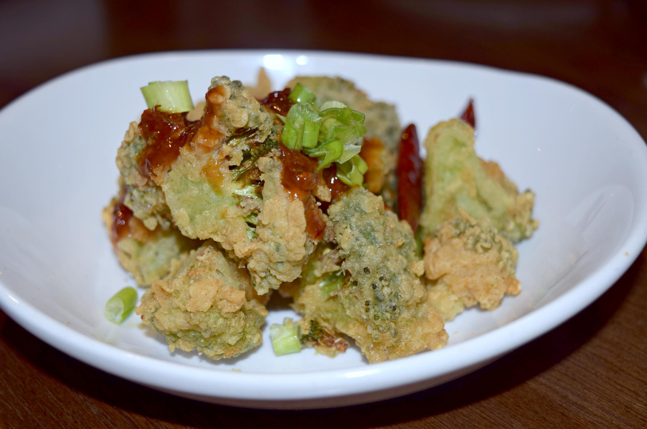 Dragon Broccoli appetizer @ Red Lobster - Manassas, Virginia