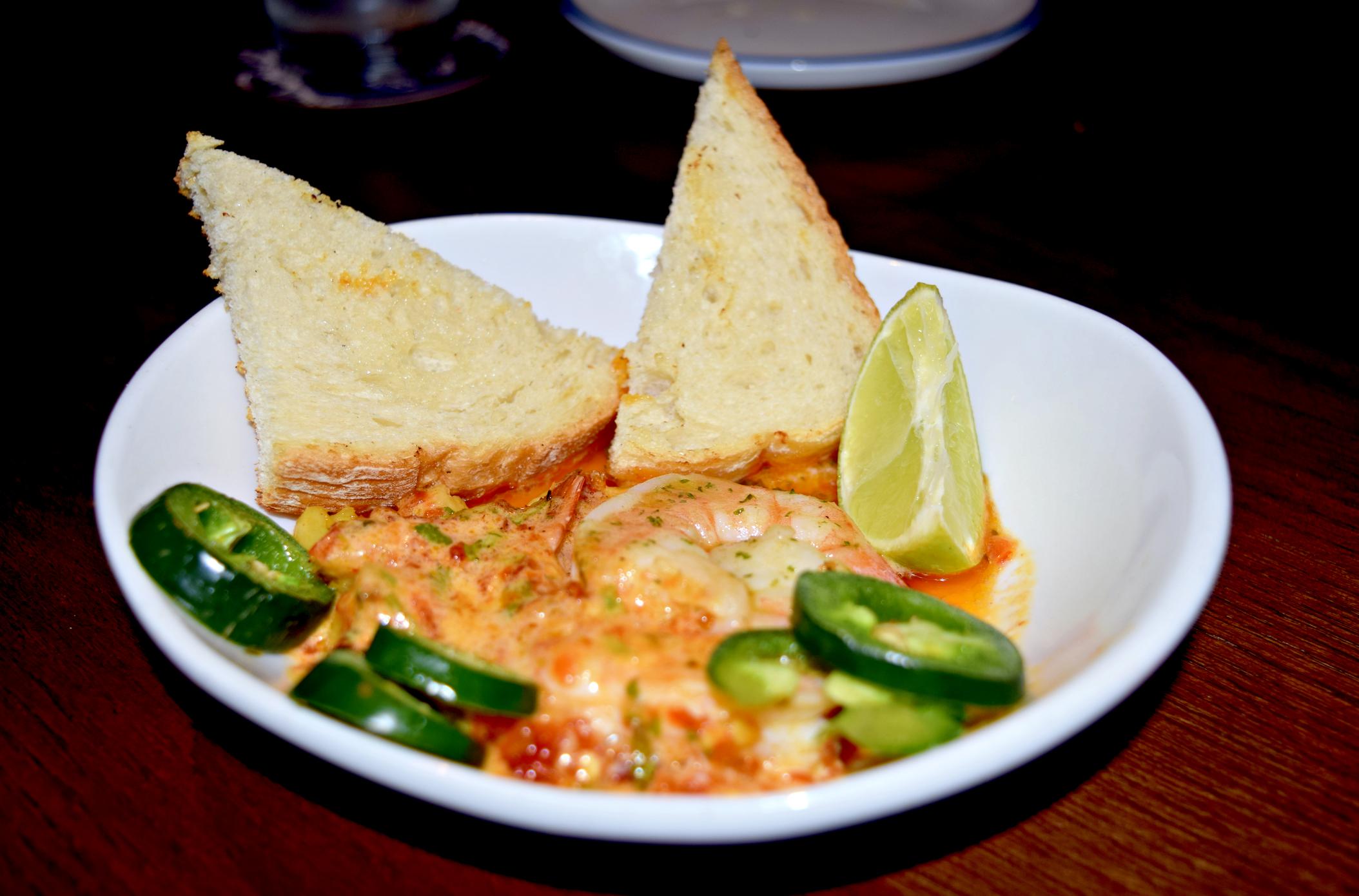 Yucatan Shrimp appetizer @ Red Lobster- Manassas, Virginia