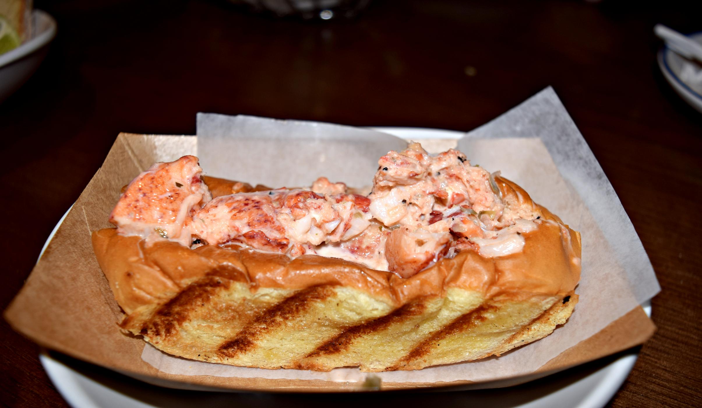 Red Lobster Roll @ Red Lobster - Manassas, Virginia