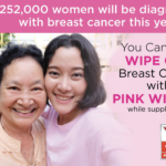 Get Your AutoTex PINK Windshield Wipers for Breast Cancer Awareness from Valvoline Instant Oil Change