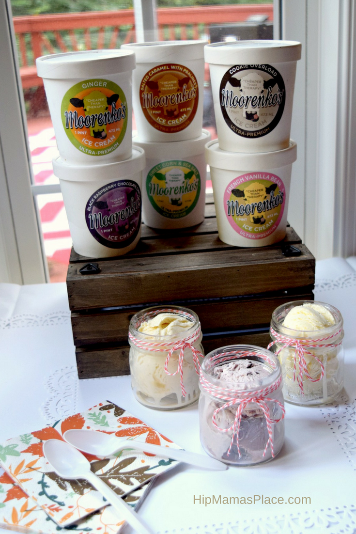 Moorenko's Ice Cream is Washington, DC area's finest small-batch, ultra-premium ice cream brand.