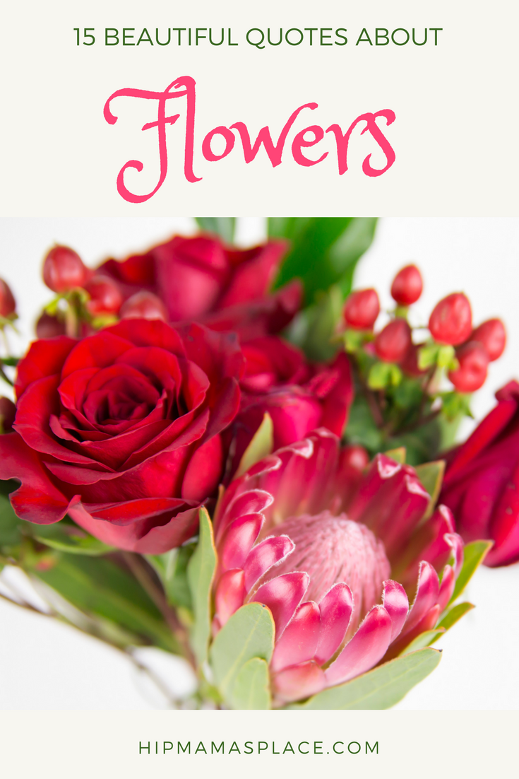 15 beautiful quotes about flowers valentines day is just around the corner and its when flowers are truly appreciated to izmirmasajfo