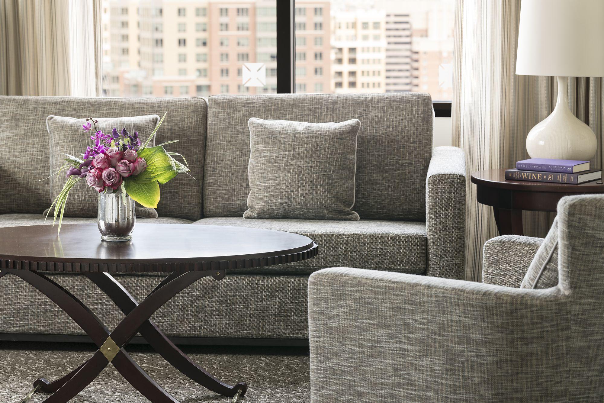 The Executive One Bedroom Suite @ Ritz-Carlton, Pentagon City
