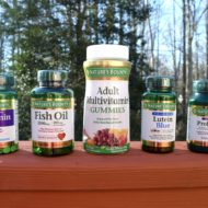 My 6 Healthy Daily Habits with Nature's Bounty Vitamins and Supplements