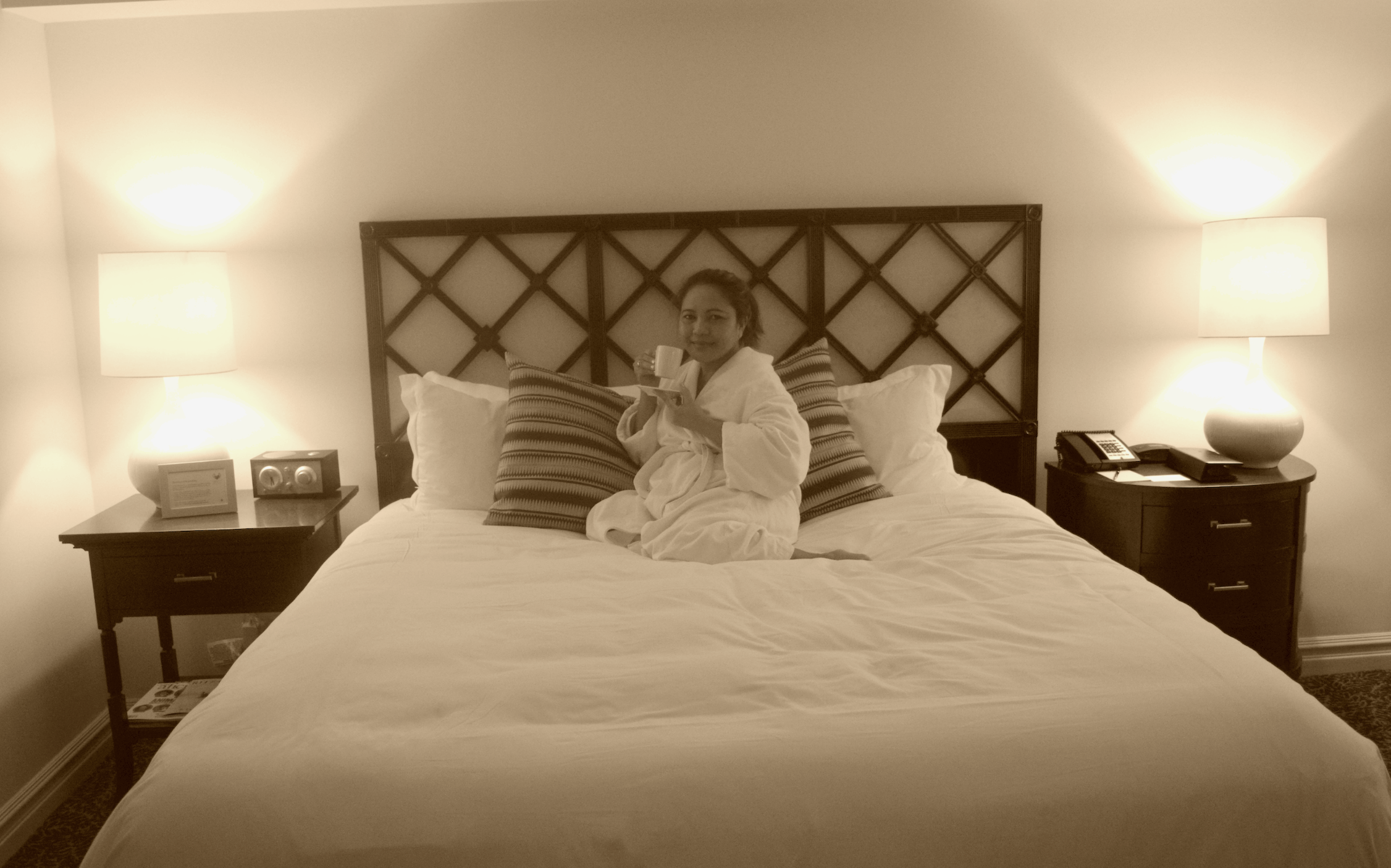 """I love """"The Ultimate Staycation"""" experience at The Ritz-Carlton Pentagon City!"""