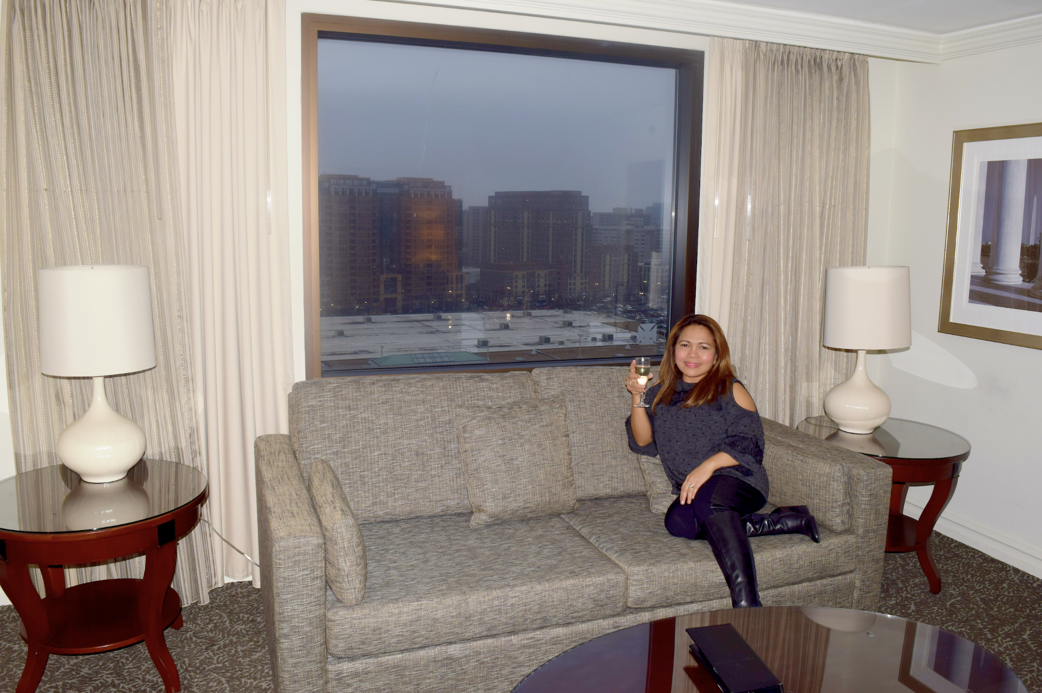 Check out my ultimate staycation experience at The Ritz-Carlton hotel in Pentagon City!