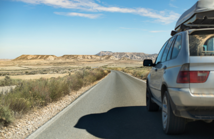 8 Tips for a Fun & Safe Road Trip + ExxonMobil Earth Day Drive Away Sweepstakes!