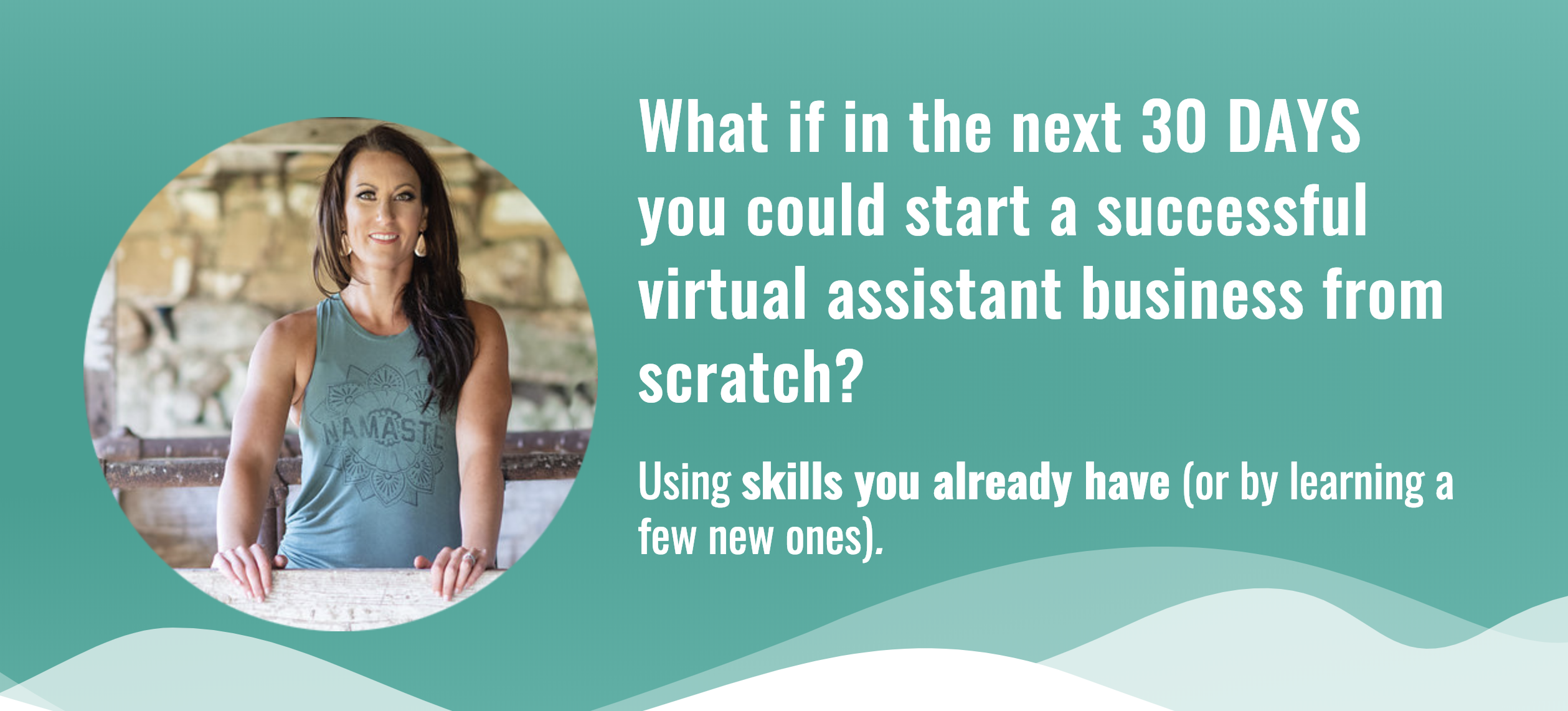 30 Days or Less to Virtual Assistant Success Course by Gina Horkey