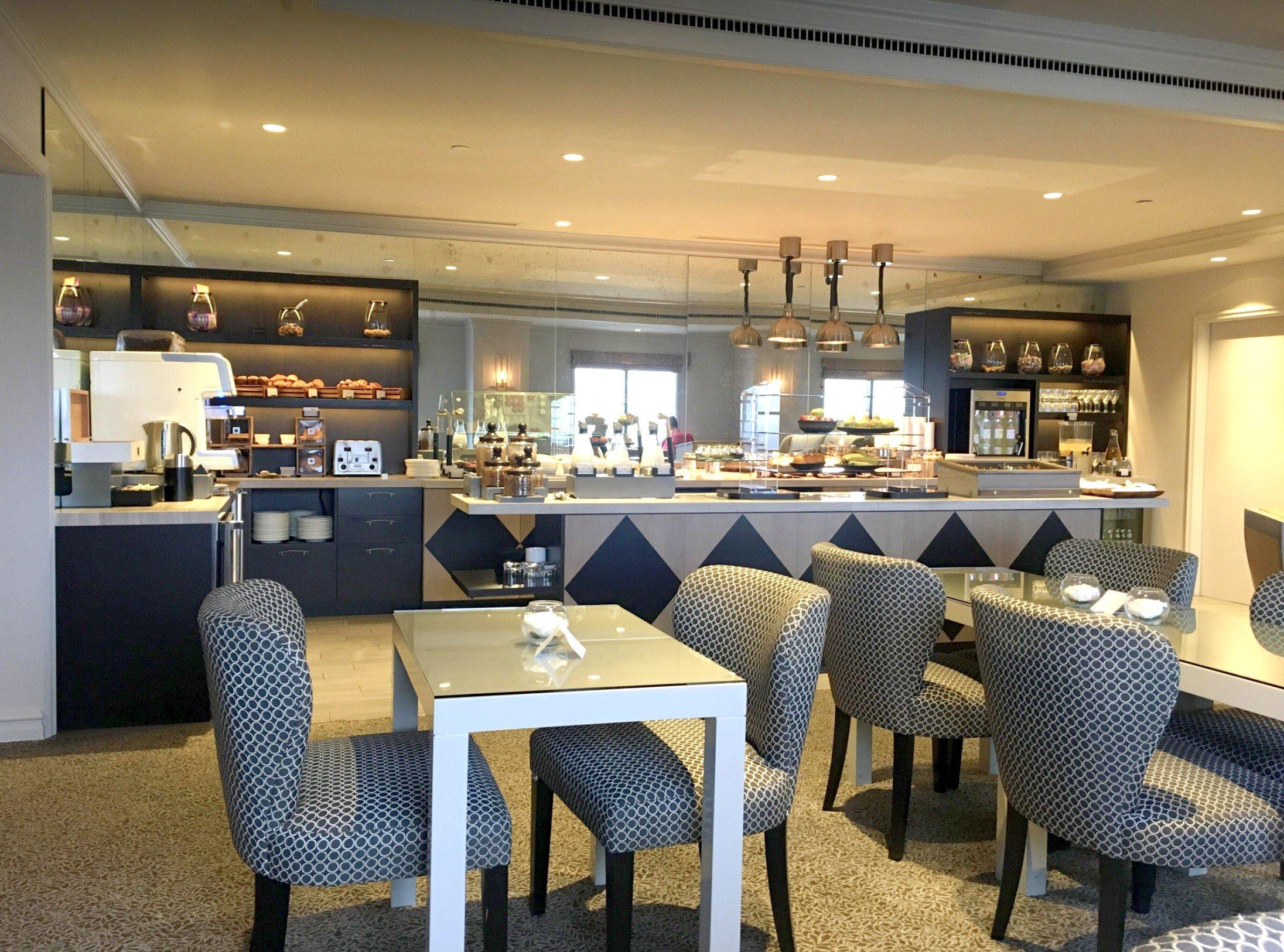 The 18th Floor Club Lounge at The Ritz-Carlton Pentagon City