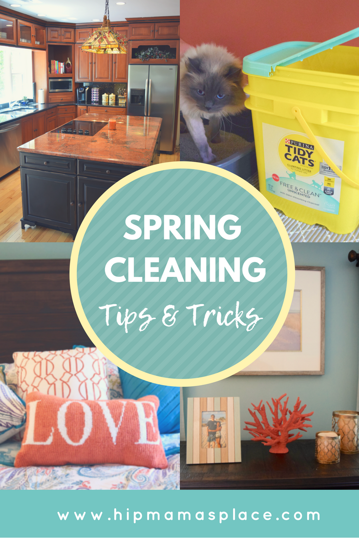 Are you dreading Spring cleaning? Don't panic! I'm here to help you with some really easy (and affordable!) tips and tricks to help you tackle that cleaning to-do list! #FreeandCleanLiving #SpringCleaning #sponsored #ad